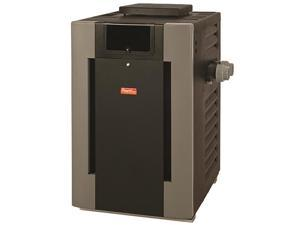 Raypak 014939 266000 BTU Digital Natural Gas Pool Heater with Cupro Nickel