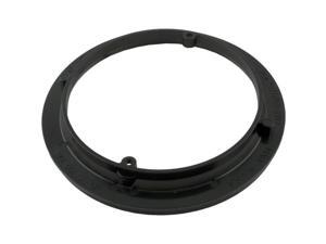 Aquastar HC102 Adjuistable Adapter Collar for Sump - Black