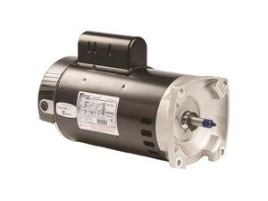 Regal B2841V1 1HP 115V/208V-230V Square Flange Single Speed Motor