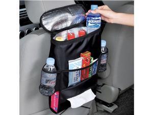 Portable Muiti-Pocket Durable Organizer Holder Automobile Oxford Canvas Seat Storage Bag