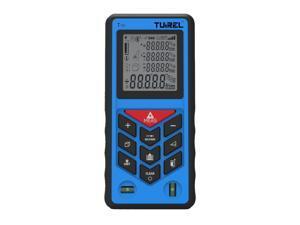 Tuirel T70 Handheld 70m/229ft/2755in Laser Distance Meter Range Finder Measure Instrument Diastimeter