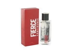 Fierce Confidence by Abercrombie & Fitch 1.7 Oz. Cologne Spray For Men