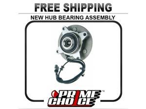 Prime Choice Auto Parts HB615081 Front Hub Bearing Assembly