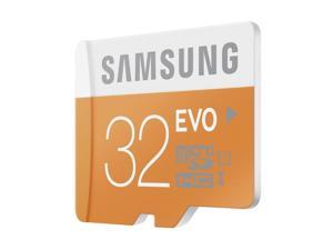 Samsung Evo 32GB Micro SD Memory Card Ultra Class 10 SDHC up to 48MB/s with Adapter