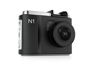 "Vantrue N1 Dashboard Camera - Full HD 1080P, 170° Wide Angle, 1.5"" LCD, G-Sensor, HDR, Easy Parking Mode & Dual Car Charger"