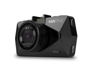 "Vantrue X1 Full HD 1080P Dash Cam 170° Wide Angle 2.7"" LCD In Car Dashboard Camera DVR Video Recorder with G-Sensor, HDR, Parking Mode & Super Night Vision"