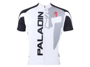 KMFEIL Men's Breathable Cycling Jersey Short Sleeve Jersey - only top
