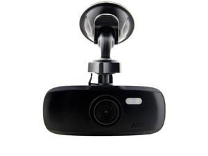 "Black Box G1W-B ""Black Bezel"" Original Dashboard Dash Cam - Full HD 1080P H.264 2.7"" LCD Car DVR Camera Video Recorder with G-Sensor Night Vision Motion Detection WDR 140° Wide Angle 4X Zoom - NT96650"