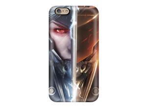 Special Design Back Raiden Metal Gear Rising Revengeance Phone Cases Covers For Iphone 6