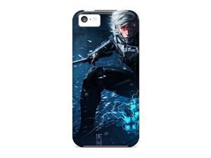 Newegg Cases Covers For Iphone 5c - Retailer Packaging Metal Gear Rising Revengeance Game Protective Cases