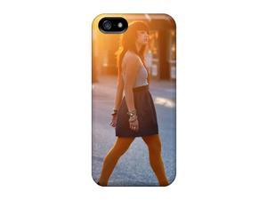 Iphone 5/5s Cases Bumper  Covers For Girl Crossing The Street Accessories