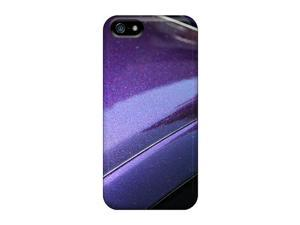 Iphone 5/5s Cases Bumper  Covers For Purple Acura Nsx Paint Accessories