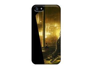 New Bev2459lgjP Deus Ex Human Revolution Skin Cases Covers Shatterproof Cases For Iphone 5/5s
