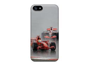 Iphone 5/5s Cases Bumper  Covers For Red F1 Accessories