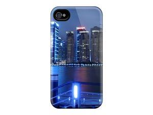 Shock-dirt Proof China Shanghai City Cases Covers For Iphone 6