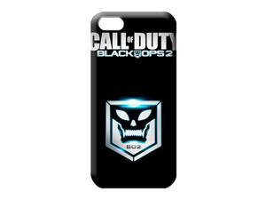 iphone 5 5s case PC High Grade phone case cover - call of duty black ops 2 skull and crest