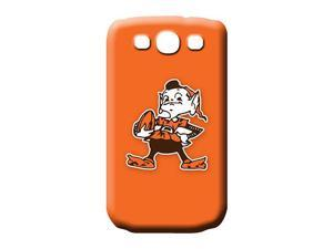 samsung galaxy s3 Strong Protect Covers pattern cell phone shells - cleveland browns 4
