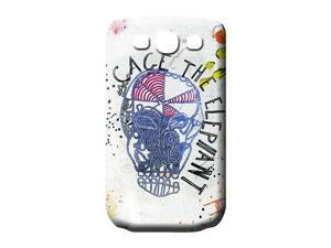 samsung galaxy s3 Impact Perfect High Grade phone carrying cases - cage the elephant