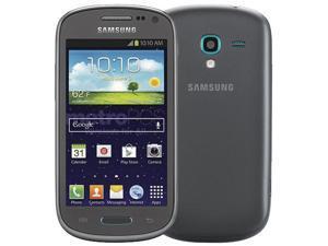 Refurbished: Samsung Galaxy Exhibit T599/T599N Unlocked Black
