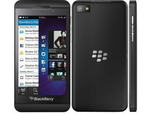 BlackBerry Z10 GSM Unlocked Smartphone, Black