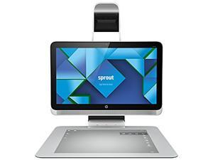 Sprout By HP Intel Core i7 processor 23 Inc diagonal FHD WVA touch-enabled LED-backlit LCD (1920 x 1080) NVIDIA GeForce GT 745A with 2GB DDR3 dedicated memory and Intel® HD Graphics 4600 8 GB