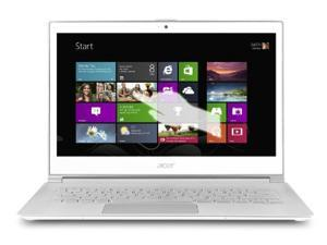 Acer Aspire S7-392-6425 13.3-Inch WQHD Touchscreen Ultrabook, i5-4200U Processor, 8GB RAM, 256GB SSD Hard Drive (Crystal White)