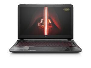 "HP Laptop 15.6"" Star Wars Special Edition FHD (1920x1080) Touchscreen, 6th Generationi7-6500U Dual Core Processor + NVIDIA GeForce 940M 2GB Discrete Graphics, 12 GB Memory 2 TB HDD, Windows 10 Home"