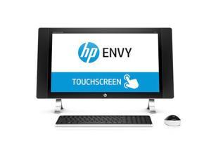 "HP ENVY 24-n014 23.8"" Touch-Screen All-In-One - Intel Core i5 - 8GB Memory - 1TB Hard Drive - Silver"