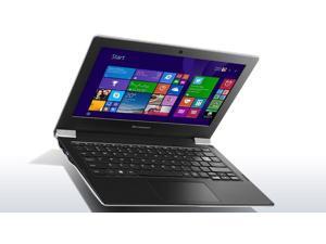 "Lenovo S21e-20 Laptop (Intel N2840, 64GB, 2GB memory, 11.6"" HD LED Anti Glare (1366x768), Win8)"