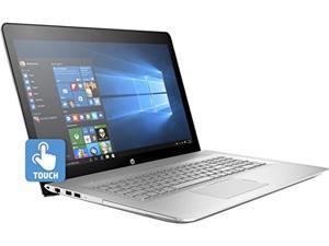 HP Envy 17t UHD Touchscreen 4K 17.3'' High Performance Laptop (Intel i7, 17.3 inch UHD 3840 x 2160 Touch, Intel RealSense Camera, NVIDIA GeForce 940MX, 32GB Memory, 512GB SSD, Win10 Pro)