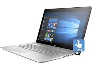 HP Envy 17t UHD Touchscreen 4K 17.3'' High Performance Laptop (Intel i7, 17.3 inch UHD 3840 x 2160 Touch, Intel RealSense Camera, NVIDIA GeForce 940MX, 16GB Memory, 512GB SSD, Win10 Pro)