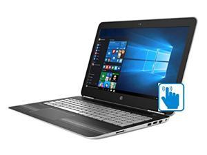 HP Pavilion 15t Gaming Laptop with UHD 4K Touchscreen ( Intel i7 Quad Core, 16GB, NVIDIA GeForce 960M, 512GB SSD, 15.6 Inch UHD (3840 x 2160) Touchscreen, Windows 10)