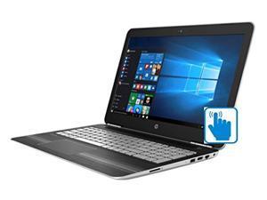 HP Pavilion 15t Gaming Laptop with UHD 4K Touchscreen ( Intel i7 Quad Core, 16GB, NVIDIA GeForce 960M, 2TB HDD + 256GB SSD, 15.6 Inch UHD (3840 x 2160) Touchscreen, Windows 10)