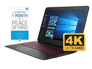 HP OMEN 15 UHD 4K Gaming Laptop (Intel i7 Quad Core, 2TB HDD +128GB SSD, 15.6 inch UHD 3840 x 2160, 16GB RAM, GeForce GTX 965M, Win 10)