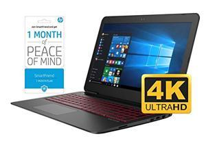 HP OMEN 15 UHD 4K Gaming Laptop (Intel i7 Quad Core, 2TB HDD +256GB SSD, 15.6 inch UHD 3840 x 2160, 16GB RAM, GeForce GTX 965M, Win 10)