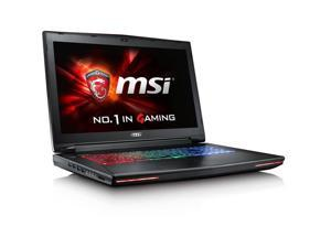 MSI GT72VR Dominator (VR Ready) Premium 17.3'' Gaming Laptop PC ( Intel i7-6700HQ Quad Core, 64GB RAM, 1TB HDD + 1TB SSD, 17.3 Inch FHD (1920X1080), NVIDIA GeForce GTX 1060 with 6G, Win 10)
