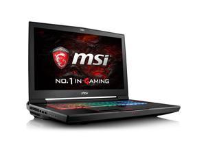 "MSI GT73VR Titan Pro 4K (VR Ready) Premium 17.3'' Gaming Laptop PC ( Intel i7 Quad Core, 32GB RAM, 1TB HDD + 1TB PCIe SSD, 17.3"" G-Sync UHD 3840 x 2160 4K Display, NVIDIA GeForce GTX 1080, Win 10)"
