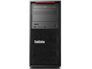 Lenovo ThinkStation P310 Series Premium Tower Workstation Desktop PC (Intel i7 Quad-Core, 64GB RAM, 6TB HDD + 1TB SSD, DVD, Windows 7 Pro)