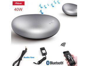 Aiue Bluetooth  2.1 Sound Tower Subwoofer Home Audio Speaker System Professional TV Sound PC  Phone Audio 40W