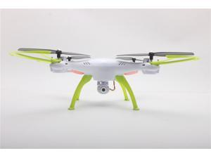 Syma drone X5HW FPV Wifi 2.4GH 4CH 6-Axis 2.0MP Camera RC Quadcopter W/High Hold Mode(White)
