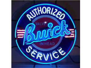 Fashion Neon Sign  Neonetics 5BUIBK BUICK Handcrafted Real Glass Lamp Neon Light Neon Sign Beerbar Sign Neon Beer Sign 24x24