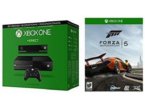 Microsoft Xbox One 500GB Console System w/ Kinect and Digital Copy of Forza 5