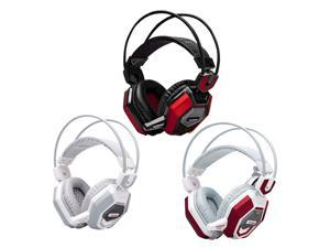 LED Light Luminous Stereo Computer Headset with Microphone