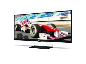 "LG 34UM67-P 34"" LED LCD Monitor - 21:9 - 5 ms - 2560 x 1080 - 16.7 Million Colors - 300 cd/m² - 5,000,000:1 - UW-UXGA - Speakers - DVI - HDMI - DisplayPort - 48 W - Black"
