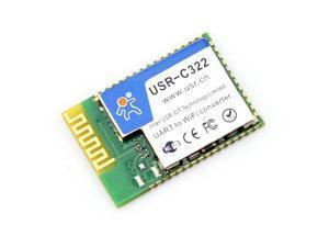 Industrial Grade Mini Size Ultra Low Power Wifi Module USR C322 with TI CC3200 Chip