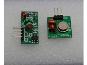 10 sets 315Mhz RF transmitter and receiver link kit for Arduino/ARM/MCU WL