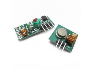 2sets / 2pcs 315Mhz RF transmitter and receiver link kit for Arduino/ARM/MCU WL