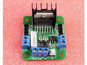L298N DC Motor Driver Module Robot Dual H Bridge for Arduino PIC AVR