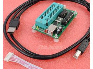 NEW K150 Programmer USB Automatic Programming PIC Microcontroller + ICSP cable