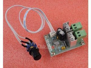 12V-36V 5A Pulse Width Modulation PWM DC Motor Speed Control Switch